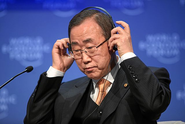 Ban Ki-moon expresses 'deep concern' about arrests in phone call with Turkish FM
