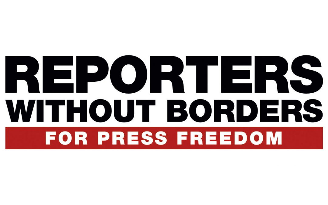 "RSF condemns ""witchhunt"" against journalists in Turkey"