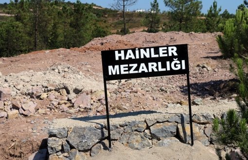 Istanbul Municipality forms 'Traitor cemetery' for dead coup plotters