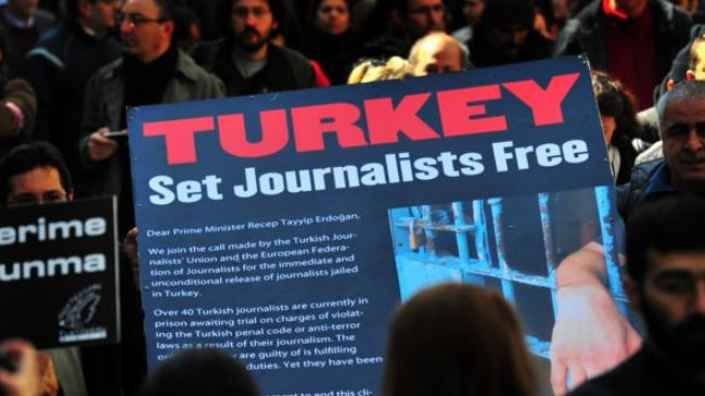 Reuters: Turkey detains 42 journalists in crackdown as Europe sounds alarm