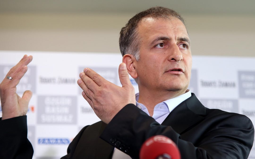 Dumanlı's chauffeur arrested over alleged involvement in attempted coup