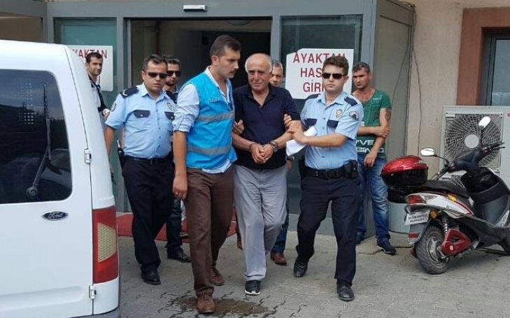 Father of former football star arrested in Turkey coup attempt probe