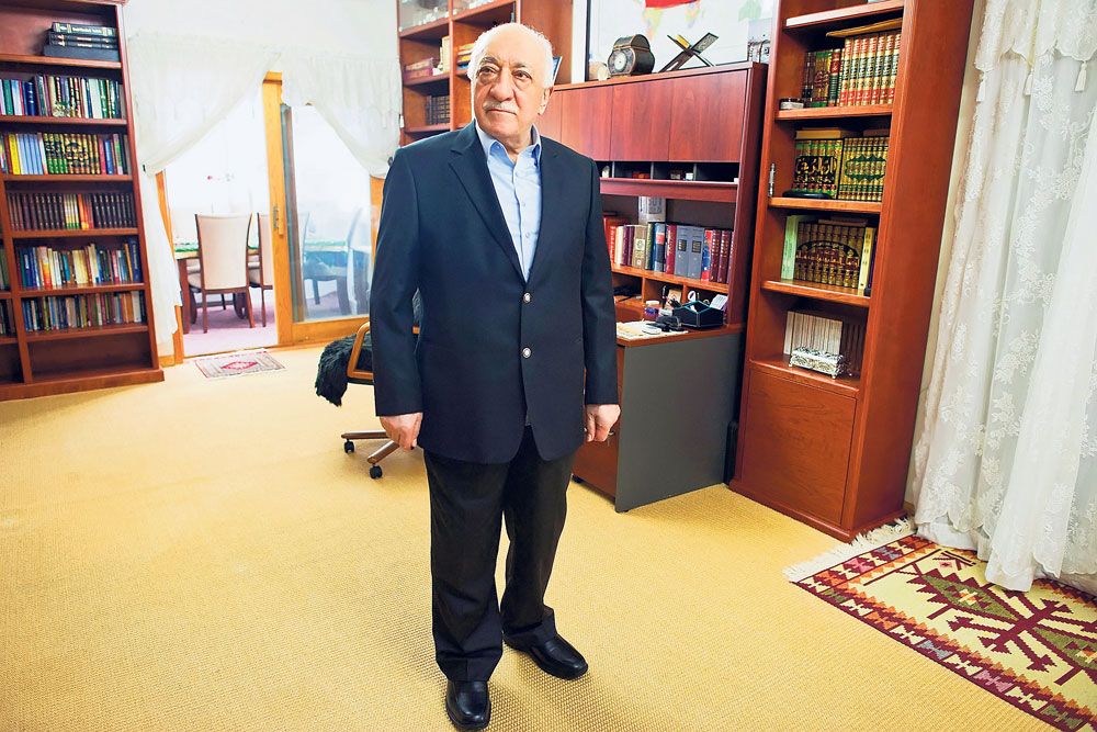 Turkey requests extradition for Fethullah Gulen – but not for coup attempt