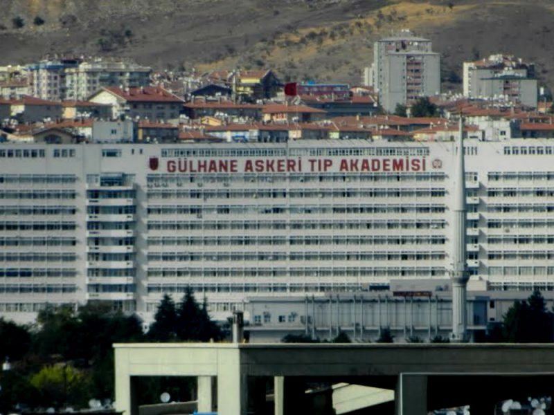 Turkey issues detention orders for 100 Military Medical Academy staff