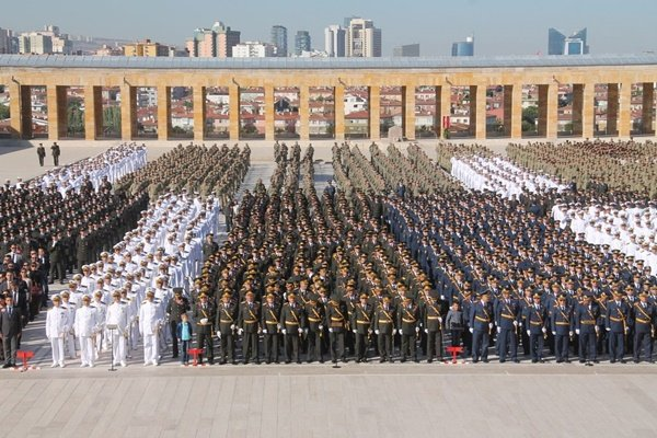 Critical YAŞ meeting sends 586 colonels into forced retirement