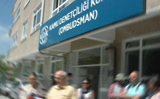 Turkey's ombudsmen on target: 21 discharged over Gülen links