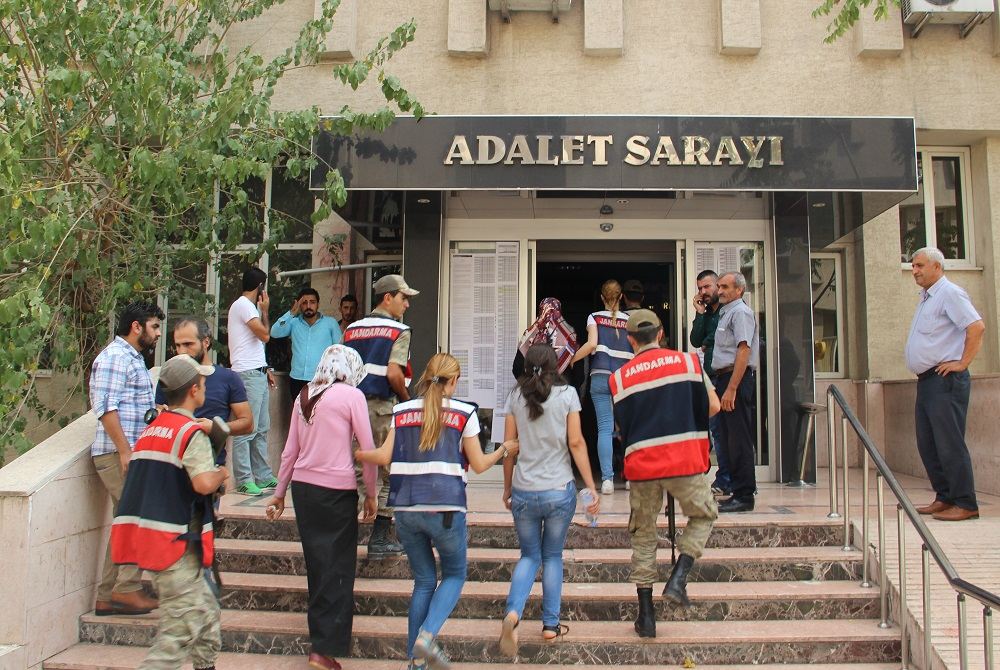 449 arrested, 261 others detained over coup charges on Tuesday