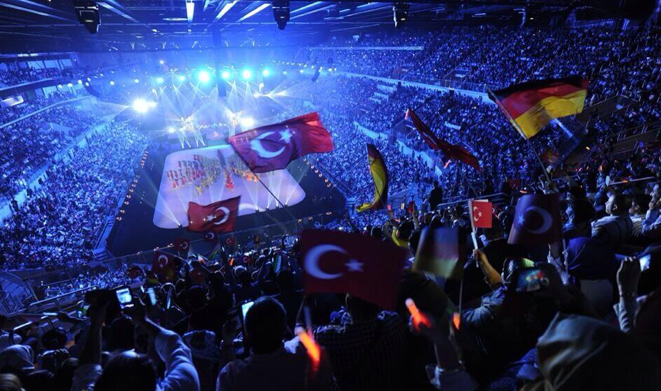 Turkey's post-coup purge now targets multicultural language festival