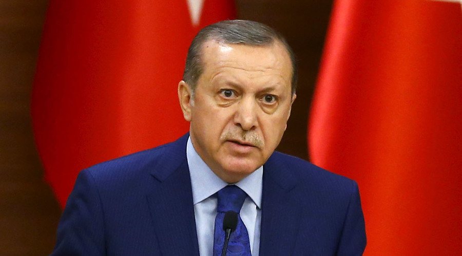 Erdoğan calls on people to report Gülen followers to authorities