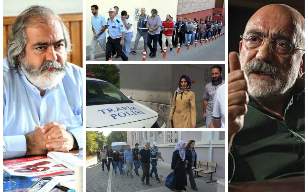 206 arrested, 30 others detained over coup charges on Saturday