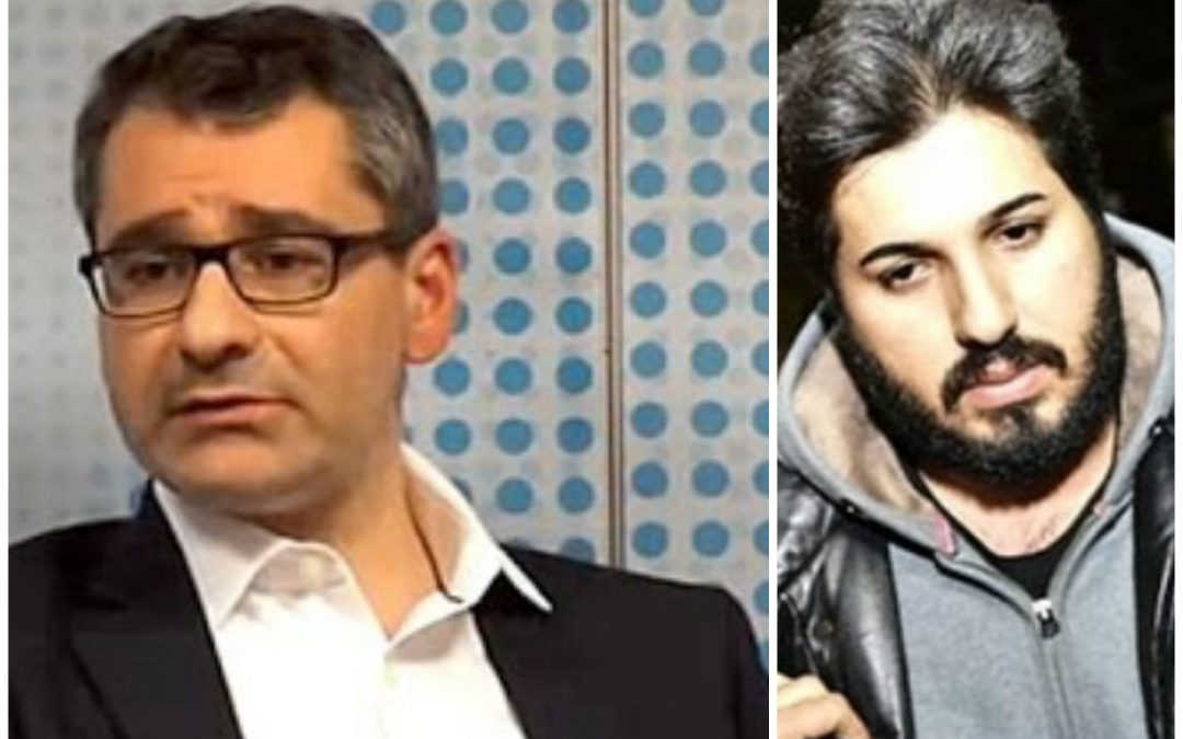 Turkey bans blogs by journalist who follows controversial businessman's trial in US