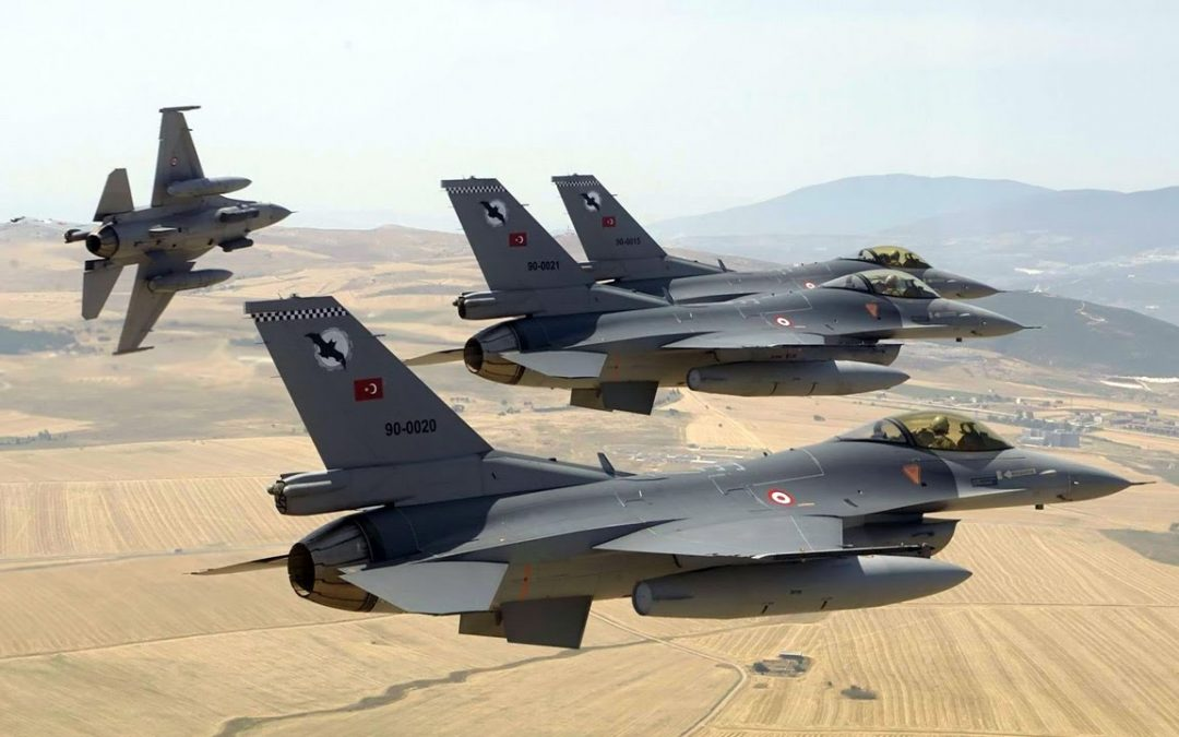 Gülen mov't now accused of causing military aircraft crashes in Turkey