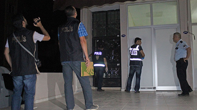Officer kills AK Party branch head who accused him of being Gulenist