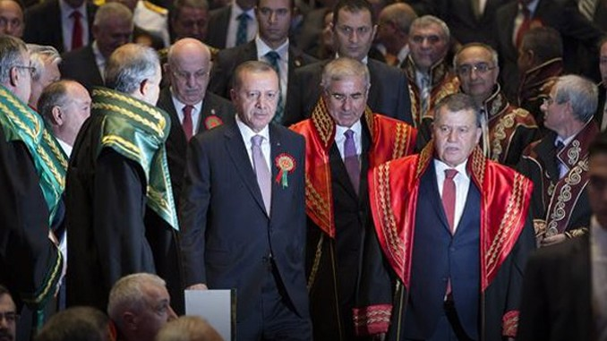 Turkey dismisses 543 more judges and prosecutors from profession