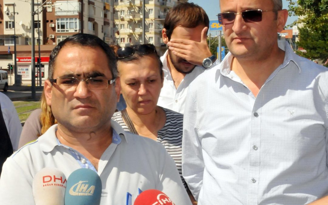 Irish businessman complains respected Turkish solicitor arrested on coup charges