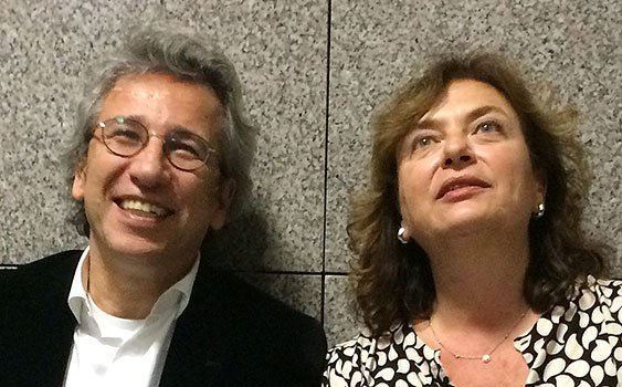 Award-winning editor's wife banned from leaving Turkey, passport confiscated