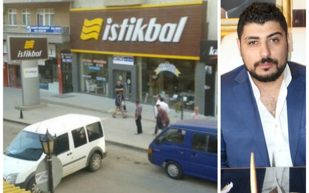 Businessman boasts of gun attack on store owned by Gülen follower