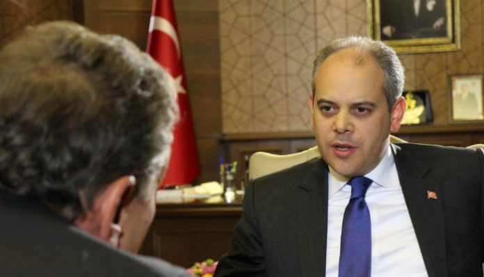 Turkey prevents DW from airing interview with minister, seizes footage