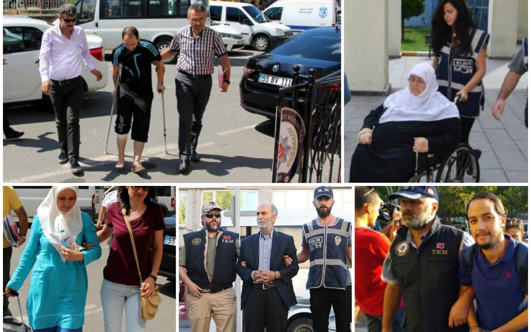 218 arrested, 421 others detained on coup charges on Friday