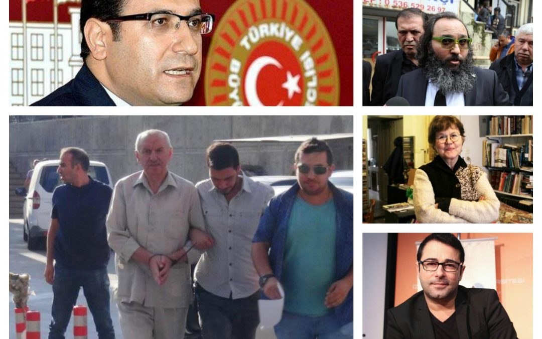 233 arrested, 238 others detained on coup charges on Aug. 31