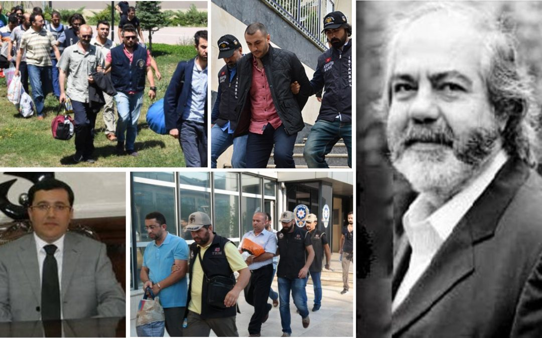 Wednesday's Tally: 22 arrested, 143 others detained on coup charges