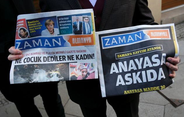 Threats to subscribers force Zaman Germany to cease publishing