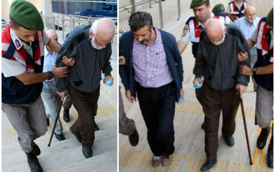 72-year-old Turkish man detained over coup charges