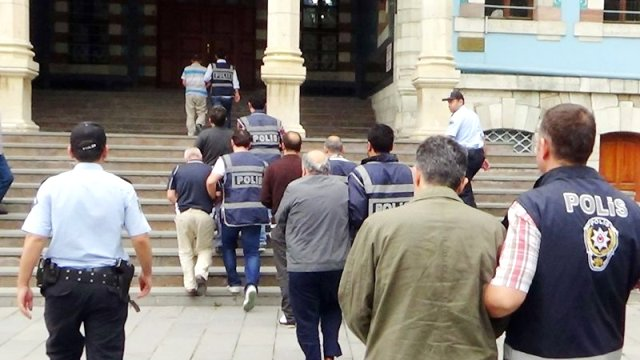 113 police officers, 7 academics detained over alleged Gülen ties