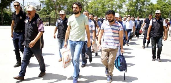 Turkey arrests 9 more academics over alleged coup involvement