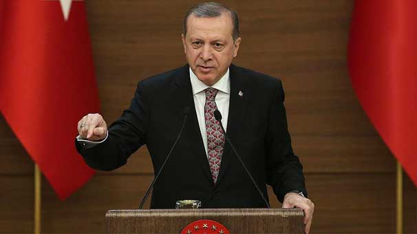 President Erdoğan: July 15 to be declared public holiday