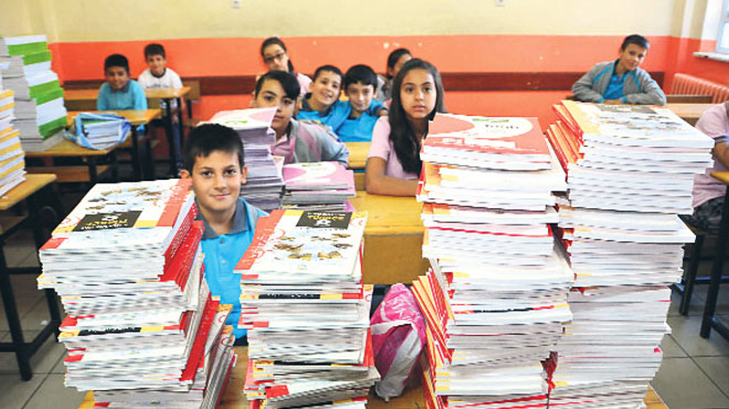 Turkey recomposing 58 textbooks to avoid subliminal messages from Gülen