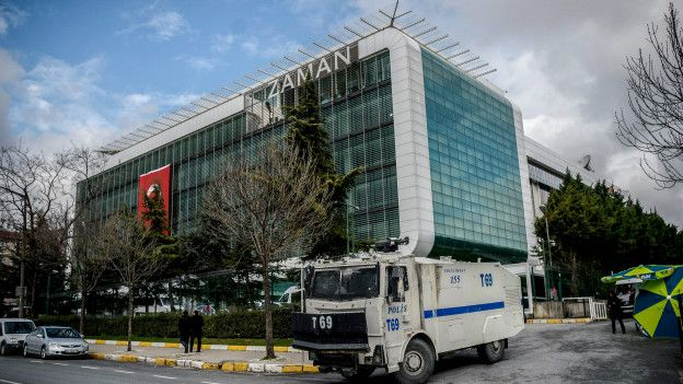 State-run TRT to take over former Zaman building in post-coup windfall