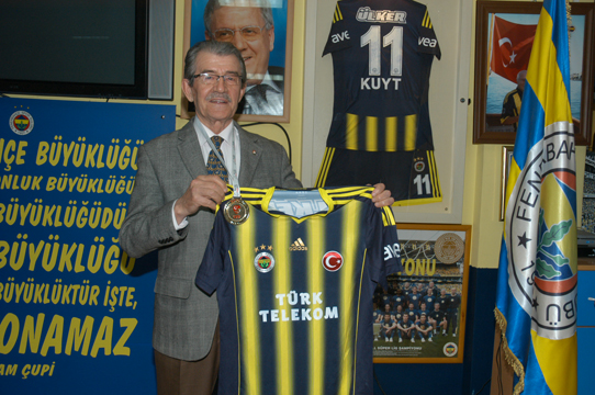 Fenerbahçe kit-man detained over coup charges