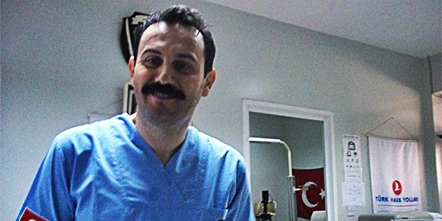 Detained eye doctor missing for weeks under emergency rules