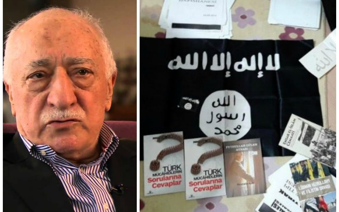 Turkish police to plant Gülen's books in ISIL cells, journalist claims