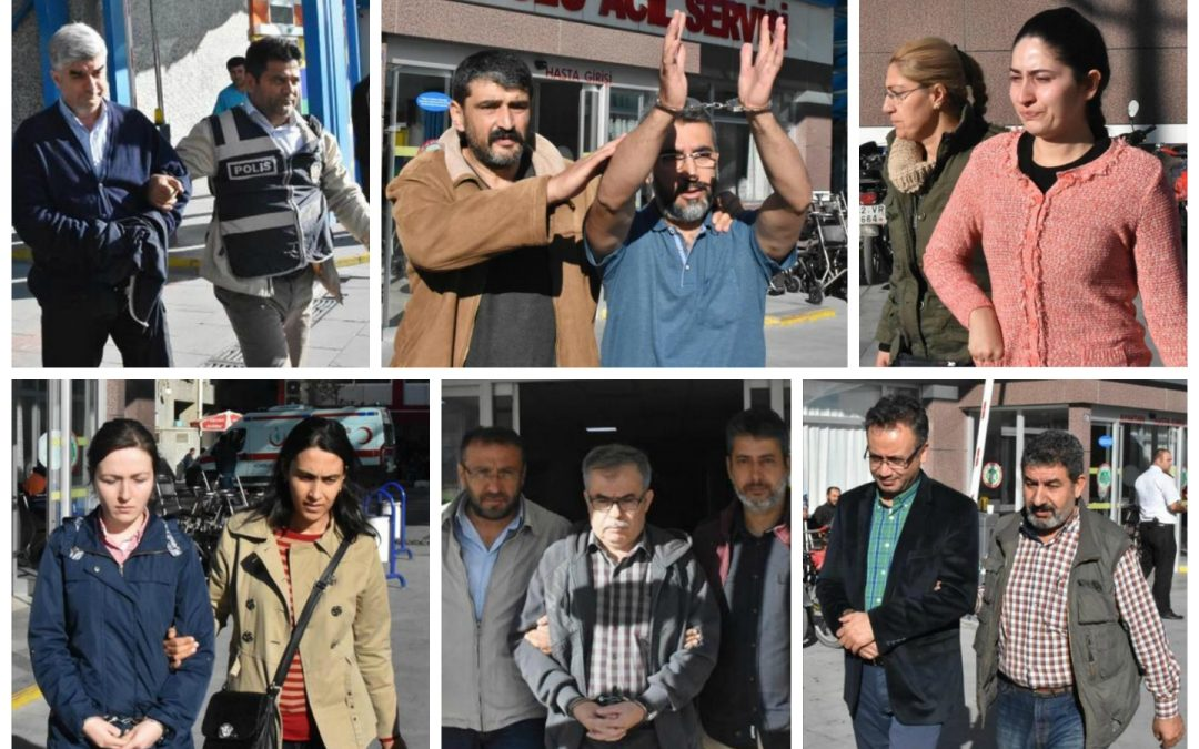 Turkish police detain 26 more academics in coup probe