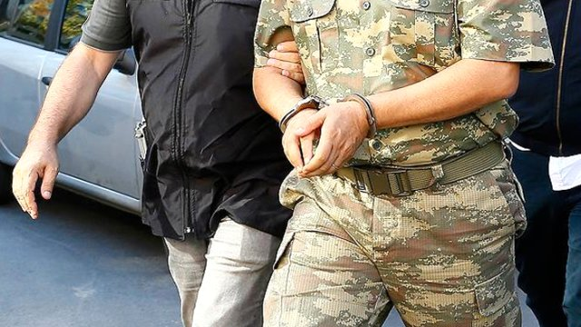 Turkey arrests former Washington military attaché on coup charges