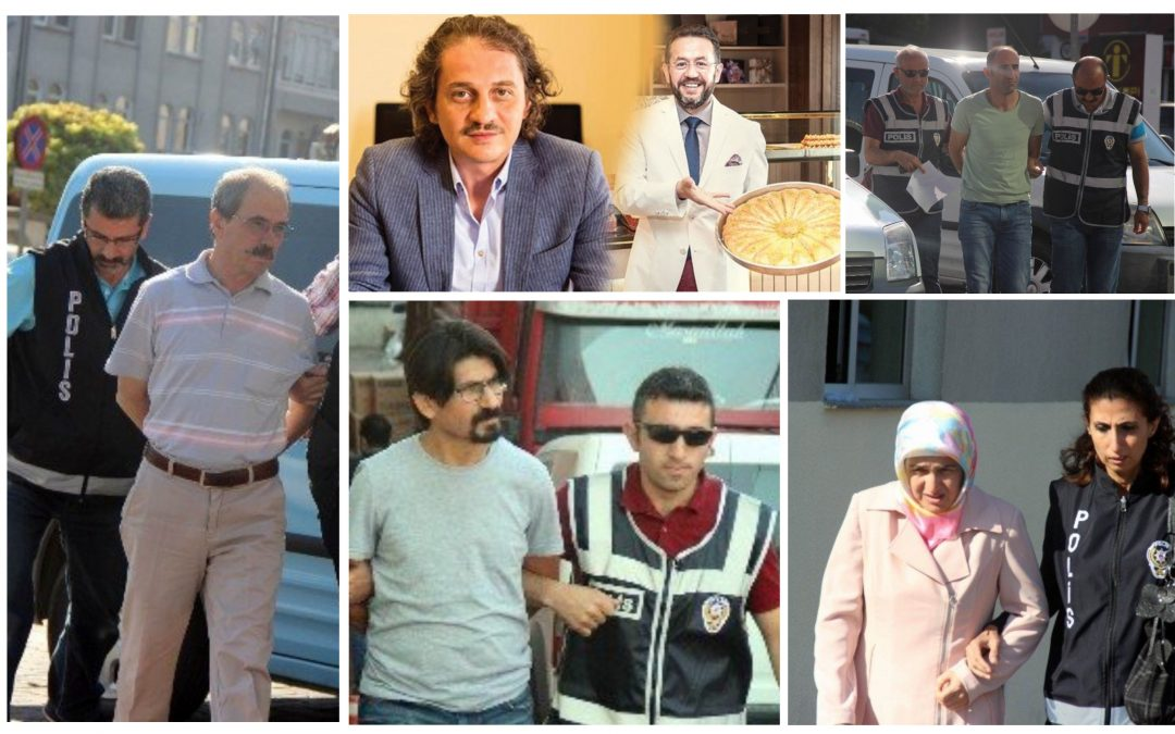 159 arrested, 94 others detained over alleged coup links on Wednesday