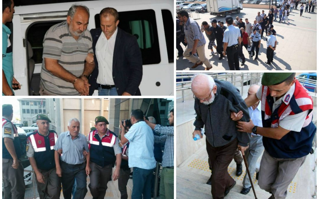51 arrested, 41 others detained over coup charges on Monday