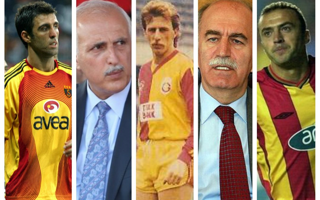 Galatasaray expels former footballers, governors over Gülen links