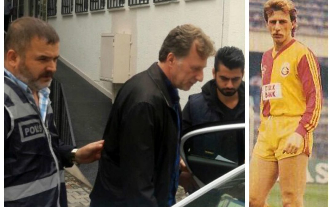 Former Galatasaray footballer arrested over Gülen links