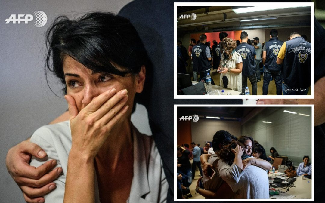 Turkey's purge now hits Kurds, Alevis as police storm critical radio and TV stations