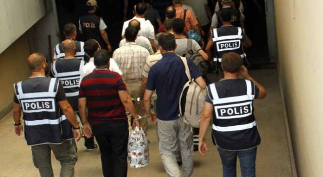 47 including military officers, deputy governor arrested in anti-Gülen crackdown