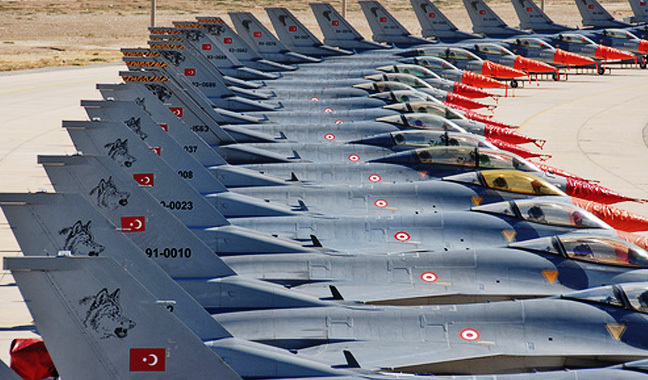Another 21 air force officers arrested post-coup purge in Konya