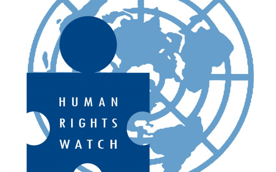HRW: Turkish gov't making use of emergency rules to silence critical media