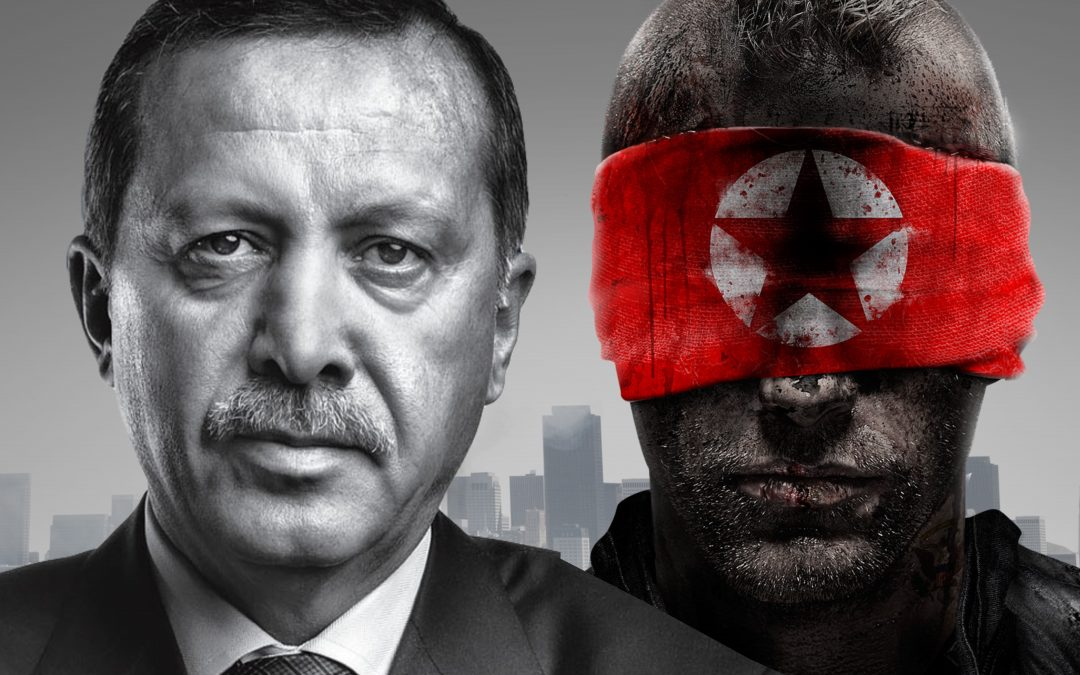 "Turkey arrests Communist Party member for ""insulting"" President Erdoğan"