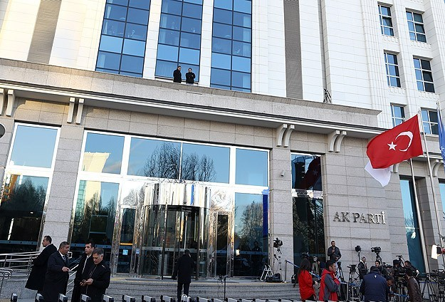 AK Party says probed 12,000 members, 874 mayors over Gülen links