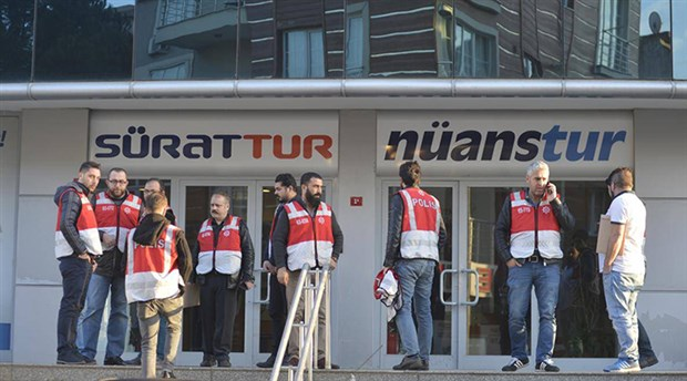 Turkey's TMSF confiscates 43 Kaynak-subsidiaries under post-coup emergency rules