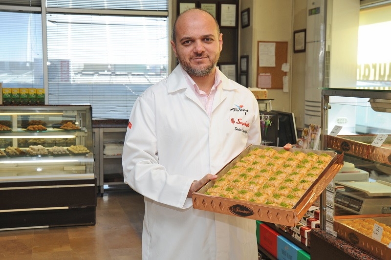 Another baklava maker among those detained over coup charges