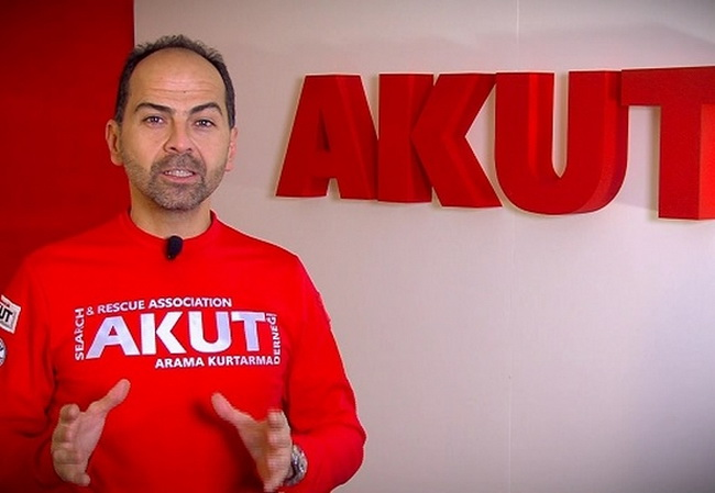 AKUT chairman charged with insulting Erdoğan